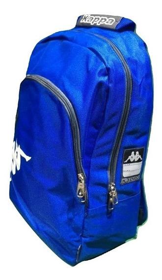 Mochila Kappa Torres Color Azul Soccer Collection