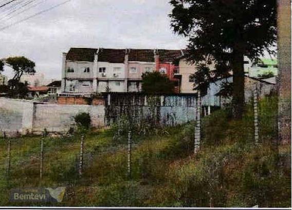 Terreno À Venda, 202 M² Por R$ 136.817,36 - Xaxim - Curitiba/pr - Te0370