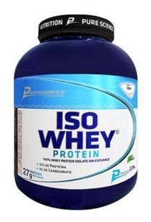 Iso Whey Protein Isolado Performance Nutrition Baunilha 2kg