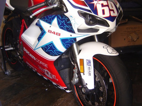 Ducati 848 Nicky Hayden Edição Especial