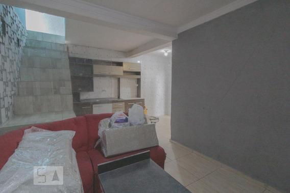 Casa Para Aluguel - Novo Mundo, 3 Quartos, 70 - 893091631