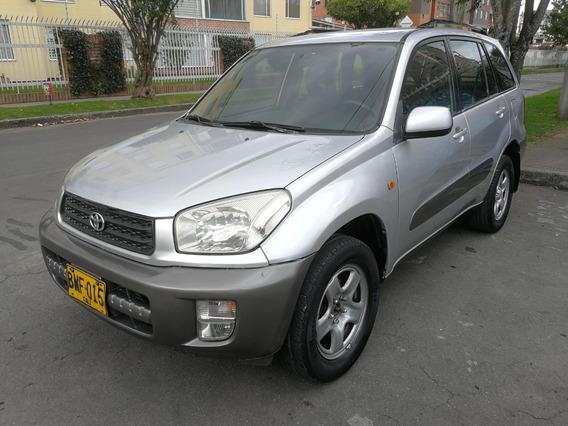 Toyota Rav 4 Mt2000cc Plata Aa Ab Dh Aut