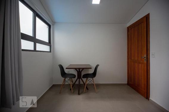 Studio Térreo Mobiliado Com 1 Dormitório - Id: 892965613 - 265613