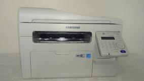 Impressora Multifuncional Samsung 3405fw Wi Fi, Usb E Lan