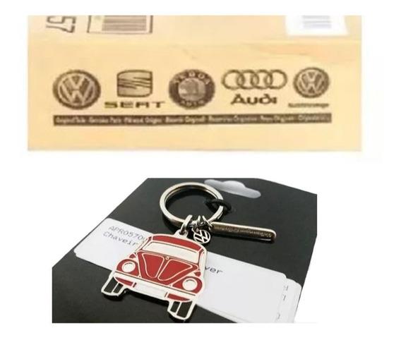 Chaveiro Volkswagen Fusca Forever Original Volkswagen
