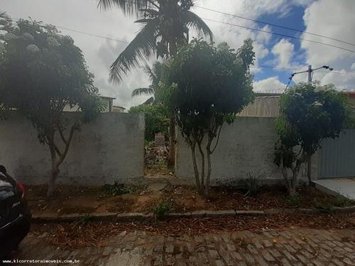 Terreno Para Venda Em Parnamirim, Emaús - Kt 0040_2-1122055