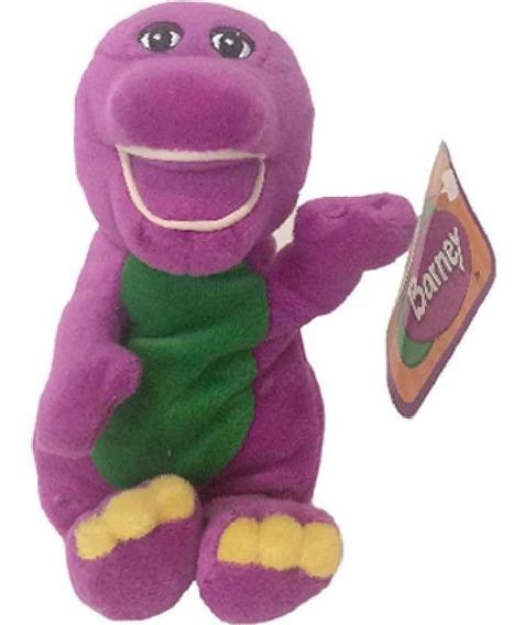 Pelúcia Do Dinossauro Barney (barney E Seus Amigos) Original