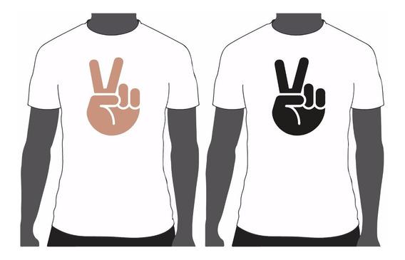 Rdg - Remera Personalizada Victoria/paz