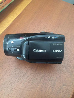 Filmadora Canon Hv 40 - Full Hd