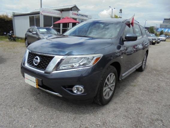 Nissan New Pathfinder 4wd Advance 3.5 Lts Auto Cvt