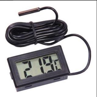 Termometro Digital Lcd Nevera Refrigerador Cava Acuario