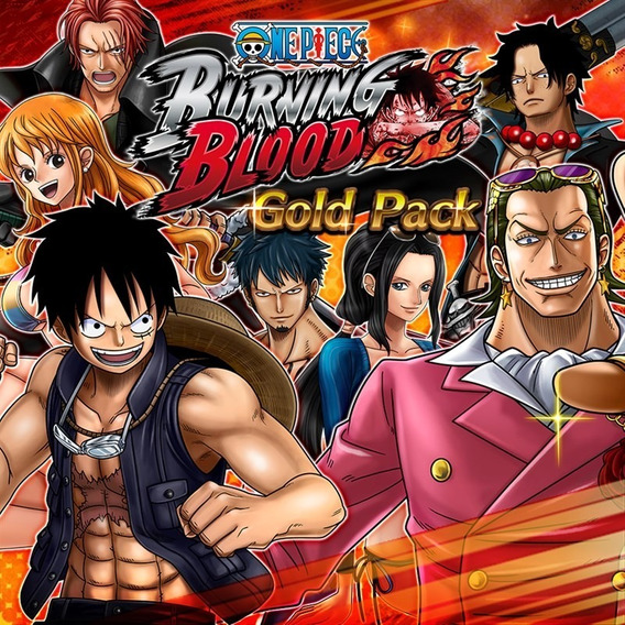 One Piece Burning Gold Edition E Devil May Cry 4 Special Ps4