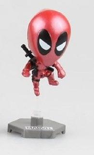 Deadpool Figura 8cm Pvc En Caja Excelente Nro 8 E-commerce07