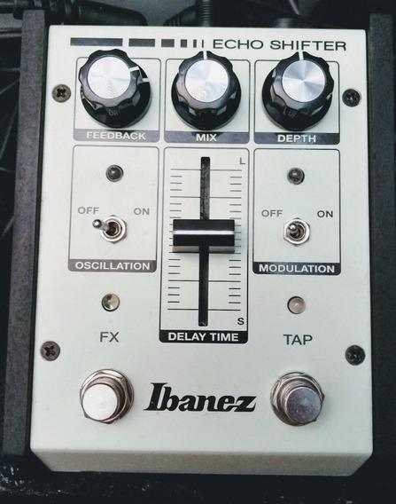 Pedal Delay Ibanez Echo Shifter