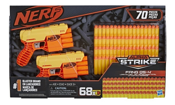 Nerf Alpha Strike Fang Load Out Hasbro