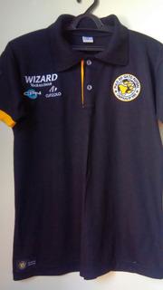 Camisa Polo Infantil - Pulo Do Gato Futsal Campinas