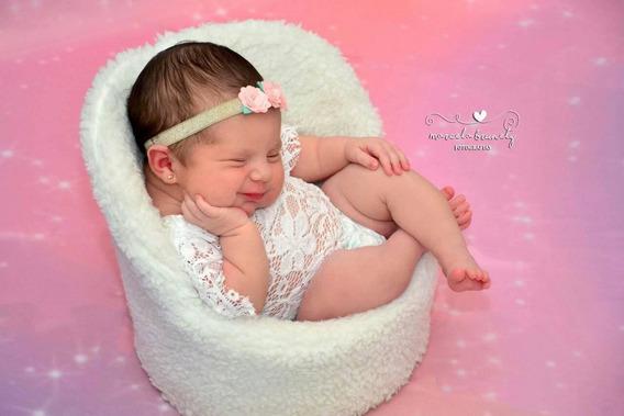 Poltrona Posicionadora Newborn Com Travesseirinho