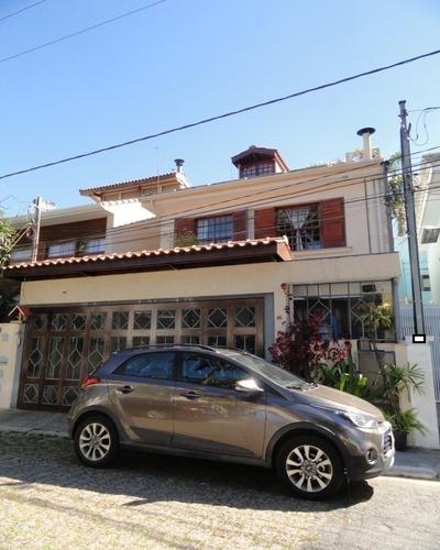 Imagem 1 de 30 de Sobrado Em Vila Fechada No Brooklin Velho - 1427-sodg - 67750243