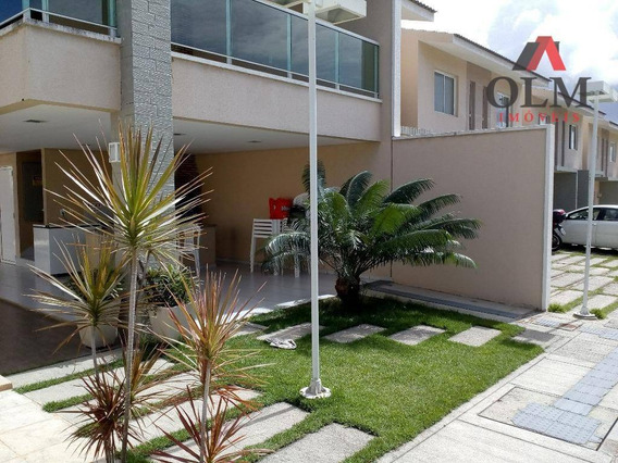 Casa Com 2 Dormitórios À Venda, 70 M² Por R$ 243.071,92 - Parque Santa Maria - Fortaleza/ce - Ca0079