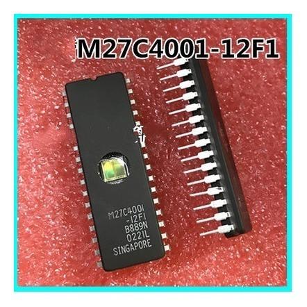 2 Pçs Ci M27c4001-12f1 = 27c040