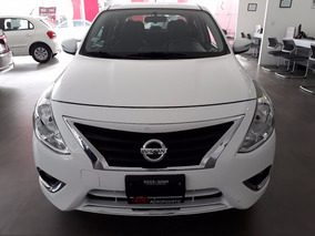 Nissan Versa 1.6 Exclusive Navi At Mod 2017