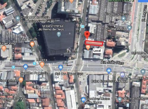 Excelente Galpão, Prox.marginal Pinheiros, Av.joão Dias, Bancos, Restaurantes,farta Condução - Ab127859