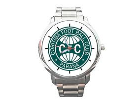 Relógio Coritiba Coxa Branca Futebol Paraná Pr Paranaense
