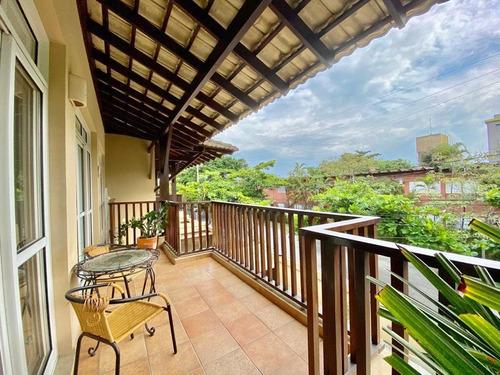 Apartamento Com 3 Dormitórios À Venda, 90 M² Por R$ 750.000,00 - Enseada - Guarujá/sp - Ap7991