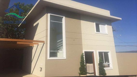 Casa De Condomínio Com 2 Dorms, Loteamento Vale Das Flores, Atibaia - R$ 239 Mil, Cod: 451 - V451