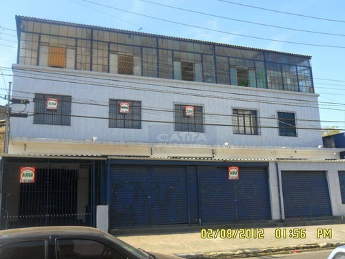 Sala Comercial Para Locação, Vila Santana, São Paulo - Sa0056. - Sa0056