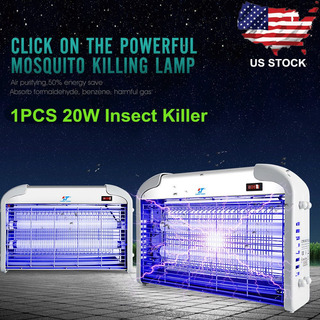 Control De Plagas De 110v Mosquito Interior Killer Bug