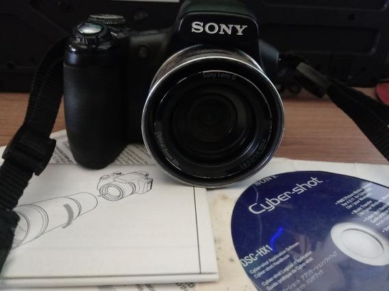 Câmera Fotográfica Sony Hx1