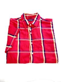 Camisa Nautica De Lino