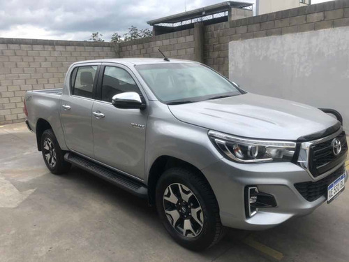 Toyota Hilux 2.8 Cd Srx 177cv 4x4 At 0km Patentada 2020