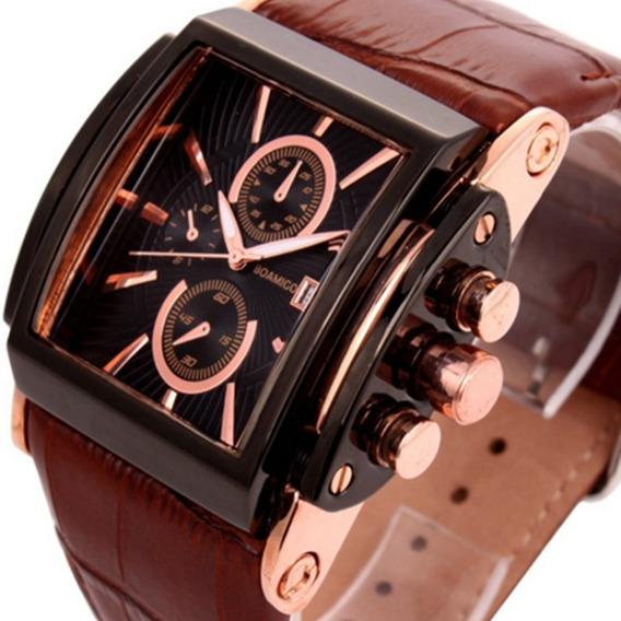 Relógio Masculino De Pulso Boamigo - P36nt98nq