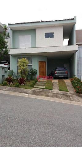 Sobrado Com 3 Dormitórios À Venda, 191 M² Por R$ 750.000,00 - Condomínio Villagio Milano - Sorocaba/sp - So0120