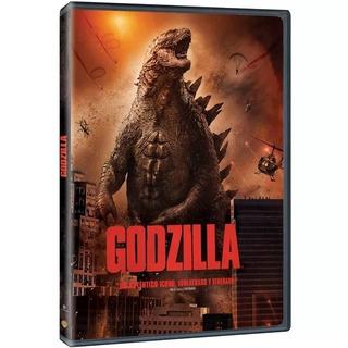 Godzilla 2014 Ken Watanabe, A. Taylor J. Elizabeth Olsen Dvd