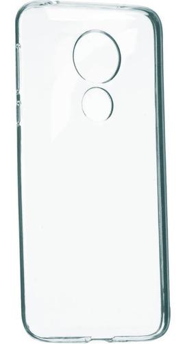 Funda Protectora De Tpu Silicona Para Motorola Moto G7 Plus