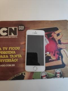iPhone Apple 5s Original 16gb Usado Branco Desbloqueado