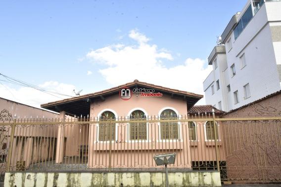 Casa 03 Quartos À Venda No Planalto, Belo Horizonte - Mg. - 4702