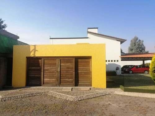 Casa En Renta Toluca Cacalomacán 15-cr-6742