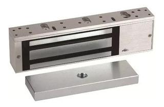 Cerradura Electromagnetica 280 Kg Con Led Control Acceso