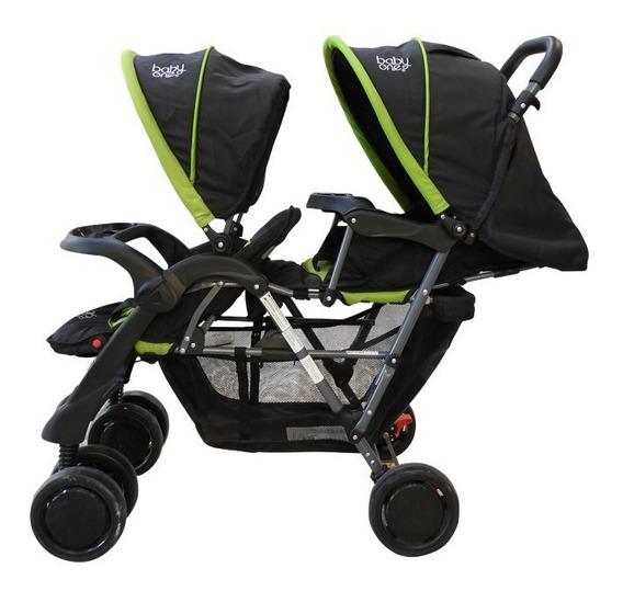 Baby One Coche Hermanitos Dakar Twin Boch-001