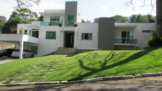 Casa Em Condominio Na Granja Viana Pq Dom Henrique Ótima! - Ca16807