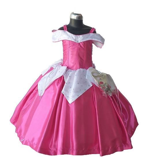 Vestido De La Princesa Aurora Envio Gratis
