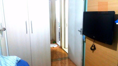Apartamento Residencial À Venda, Vila Sílvia, São Paulo. - Codigo: Ap0326 - Ap0326