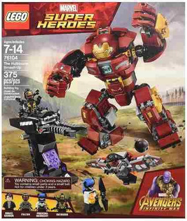 Lego Marvel Avengers Infinity War The Hulkbuster