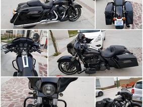 Harley Davidson Street Glade