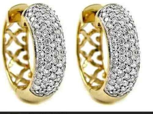 Substituir Diamantes Por Rubis Ouro 18k