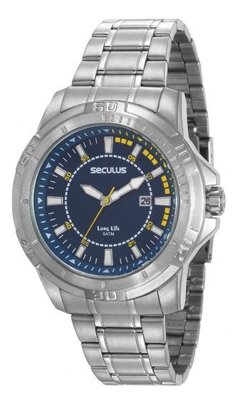 Relógio Seculus Masculino 20620g0svna1